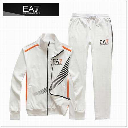 7ef3526a602f ensemble Jogging Go Sport Armani Ea7 Survetement Homme BAqnP